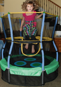 Skywalker Trampoline Lily Pad Adventure Bouncer